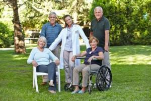 פתרונות נגישות בבתי אבות